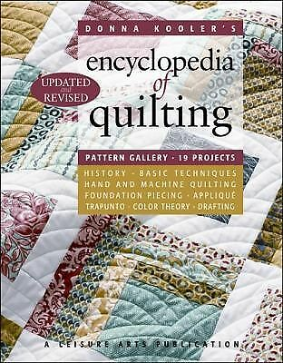 Donna Kooler's Revised Encyclopedia of Quilting (Leisure Arts #15962) (Donna Koo