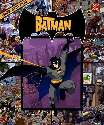 The Batman (Look and Find (Publications International)), Shears, William, Good B
