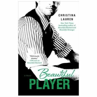 Beautiful Player, Lauren, Christina, Acceptable Book