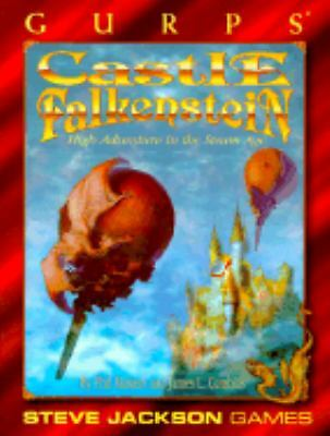 GURPS Castle Falkenstein (GURPS: Generic Universal Role Playing System) by Camb