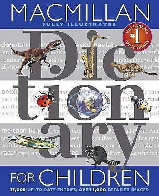 Macmillan Dictionary for Children by Simon & Schuster