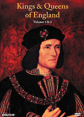 Kings and Queens of England Box Set, Good DVD, ,