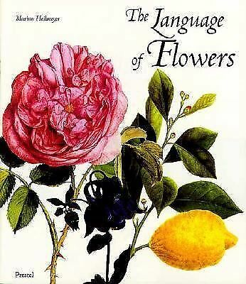 The Language of Flowers (Art & Design) by Heilmeyer, Marina