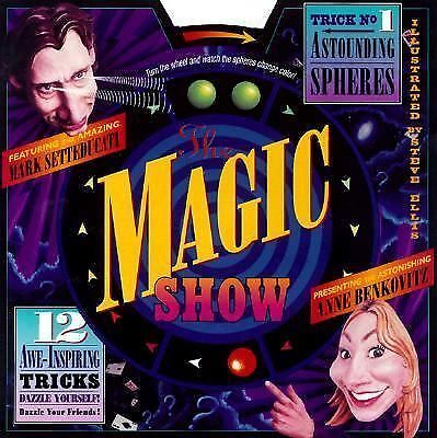 The Magic Show, Setteducati, Mark, Benkovitz, Anne, Acceptable Book