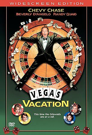 VEGAS VACATION (DVD/WS/NATIONAL LAMPOON), Very Good DVD, ,