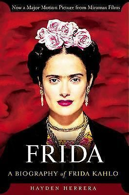Frida: A Biography of Frida Kahlo, Herrera, Hayden, Acceptable Book