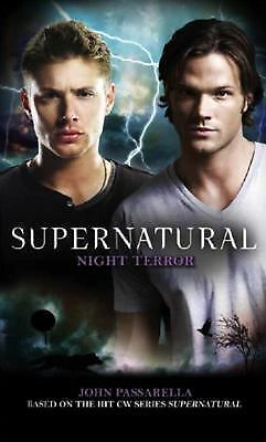Supernatural: Night Terror, Passarella, John, Good Book