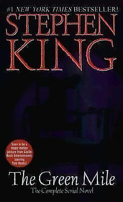 The Green Mile, King, Stephen, Good Book