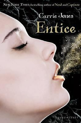 Entice (Need), Jones, Carrie, Acceptable Book