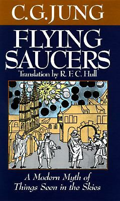 Flying Saucers, Jung, C. G., Good Book