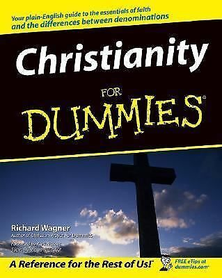 Christianity For Dummies by Wagner, Richard