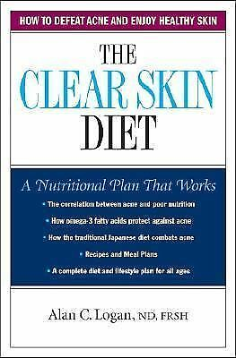 The Clear Skin Diet, Valori Treloar, Alan C. Logan, Good Book