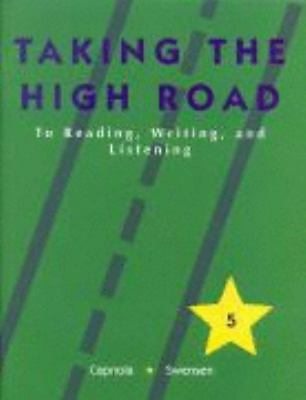 Taking the High Road To Reading, Writing, and Listening Book 5, Rigmor Swenson,