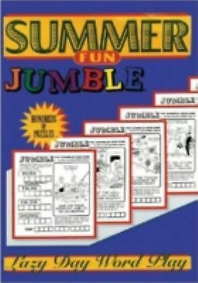 Summer Fun Jumble®: Lazy Day Word Play (Jumbles®), Tribune Media Services, Accep
