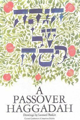 A Passover Haggadah: Second Revised Edition, Herbert Bronstein, Acceptable Book