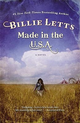 Made in the U.S.A.,Billie Letts,  Good Book