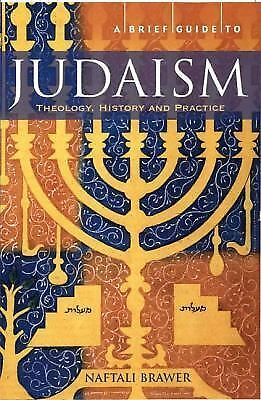 A Brief Guide to Judaism,Brawer, Naftali, Very Good Book