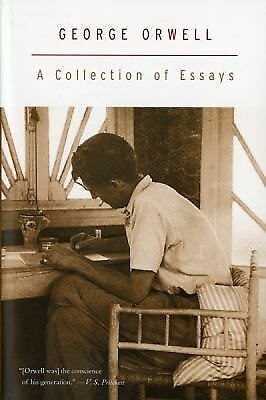 A Collection of Essays,Orwell, George,  Acceptable  Book