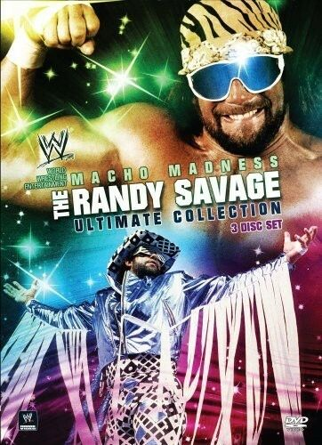 WWE: Macho Madness - The Randy Savage Ultimate Collection, Acceptable DVD, Shawn