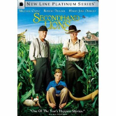 Secondhand Lions, Good DVD, ,