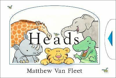 Heads, Matthew Van Fleet, Good Book