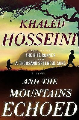 And the Mountains Echoed, Hosseini, Khaled, Good Book