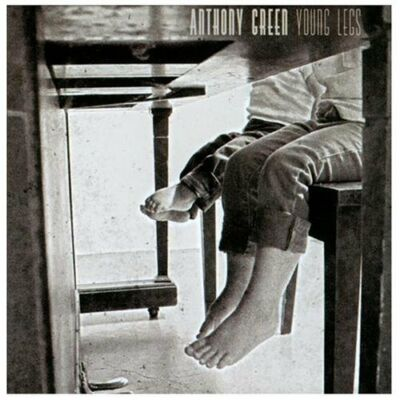 ANTHONY GREEN Young Legs CD 2013 Solo Effort Circa Survive and Saosin Singer