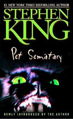 Pet Sematary by King, Stephen