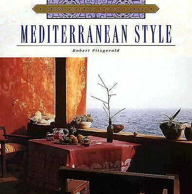 Architecture and Design Library: Mediterranean Style (Arch & Design Library), Fi
