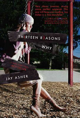 Thirteen Reasons Why by Asher, Jay