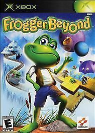 Frogger Beyond by Microsoft