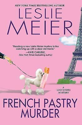 French Pastry Murder (A Lucy Stone Mystery), Meier, Leslie, Acceptable Book