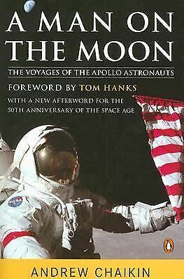 A Man on the Moon: The Voyages of the Apollo Astronauts, Chaikin, Andrew, Accept