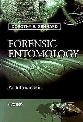 Forensic Entomology: An Introduction, Gennard, Dorothy, Acceptable Book