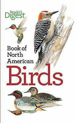 Reader's Digest: Book of North American Birds,Reader's Digest Editors,  Acceptab