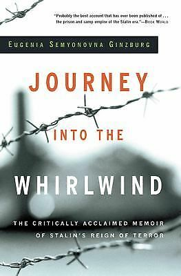 Journey into the Whirlwind (Helen and Kurt Wolff Books) by Eugenia Ginzburg