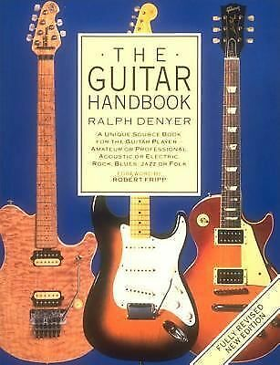 The Guitar Handbook, Ralph Denyer, Acceptable Book