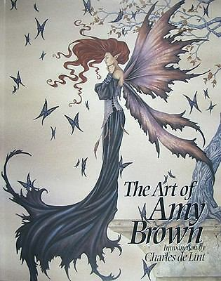 The Art of Amy Brown (Bk. 1), , Acceptable Book