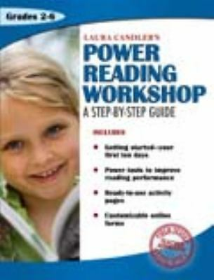 Laura Candler's Power Reading Workshop: A Step-by-Step Guide by Laura Candler