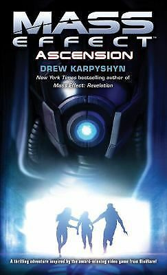 Mass Effect: Ascension, Karpyshyn, Drew, Good Book