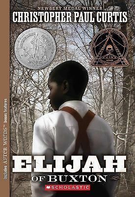 Elijah of Buxton, Curtis, Christopher Paul, Good Book