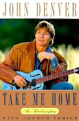 Take Me Home: An Autobiography, Denver, John, Acceptable Book