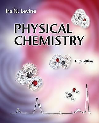 Physical Chemistry,Levine, Ira N,  Acceptable  Book