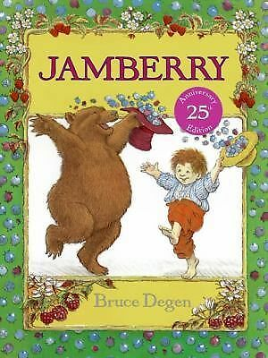 Jamberry, Bruce Degen, Acceptable Book