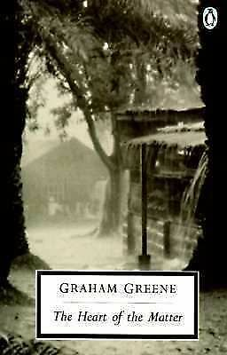 The Heart of the Matter (Twentieth Century Classics), Greene, Graham, Good Book