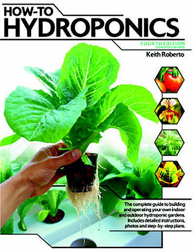 How-To Hydroponics, Fourth Edition by Roberto, Keith