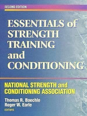 Essentials of Strength Training and Conditioning by NSCA -National Strength & C