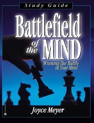 Battlefield of the Mind: Winning the Battle in Your Mind (Study Guide), Joyce Me