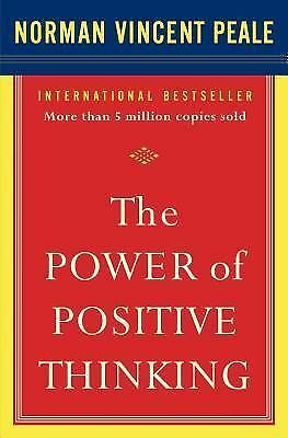 The Power of Positive Thinking - Dr. Norman Vincent Peale - Good Condition