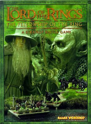 The Lord of the Rings: The Fellowship of the Rings: A Strategy Battle Game, Gasc